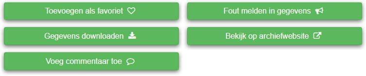 open archieven buttons
